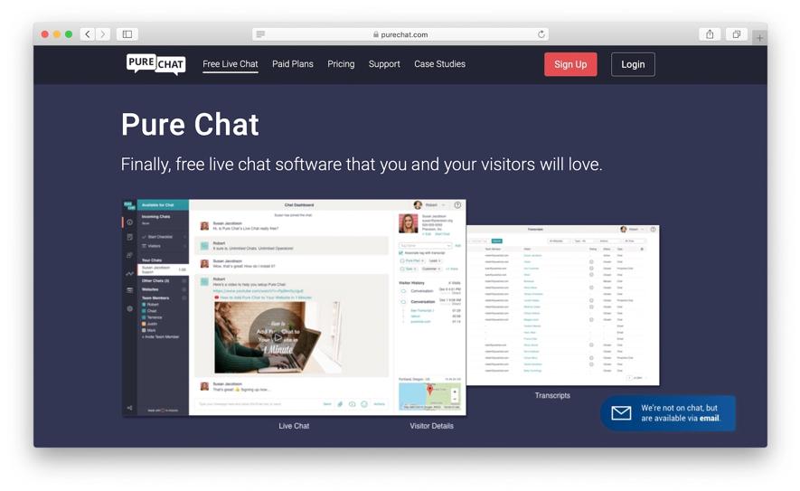 implementar-purechat-chatbot