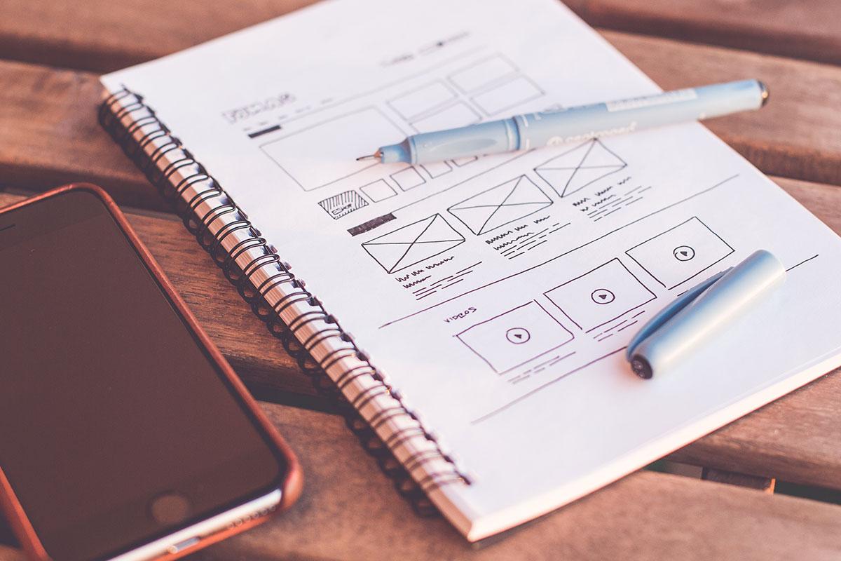 Copywriting Tips Layout Design