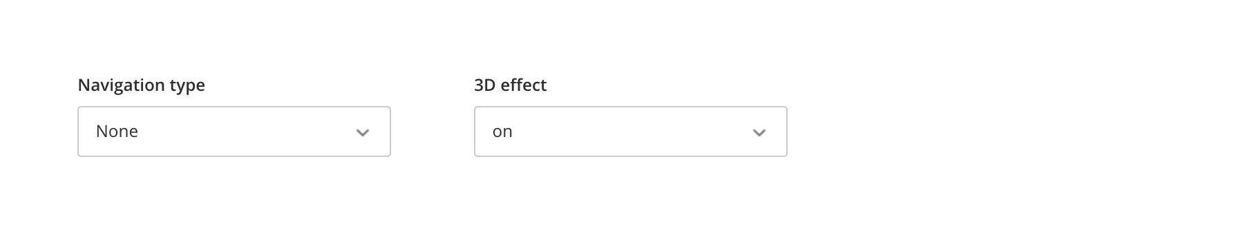Navigation Effect