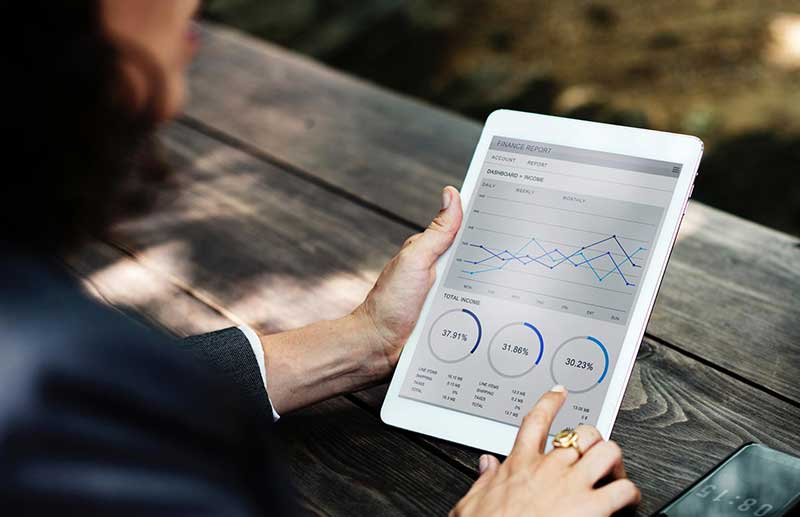 Gather analytics on your white paper