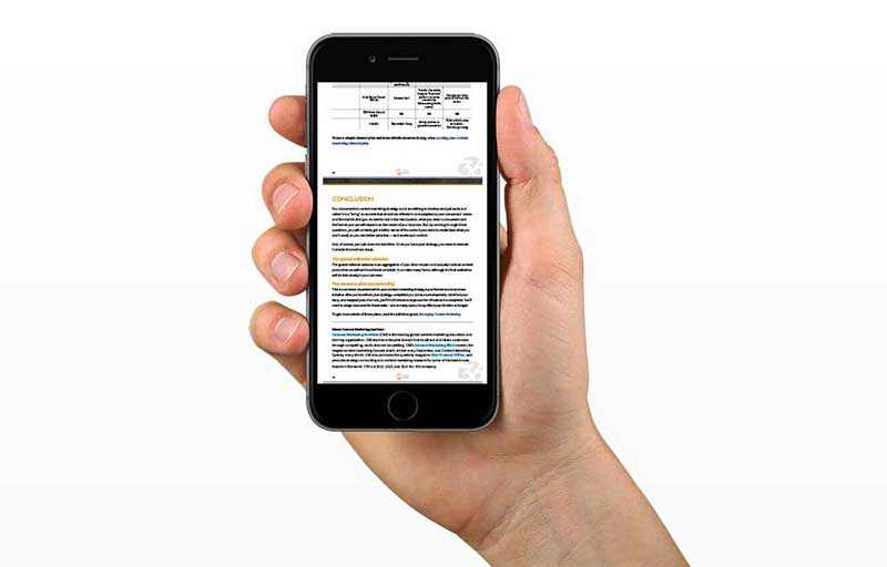 White paper PDFs are unreadable on mobile
