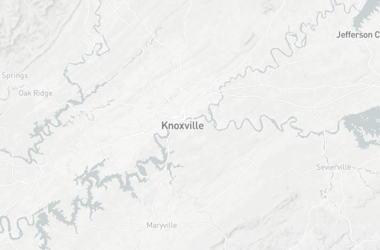 knoxville-isochrone-shape