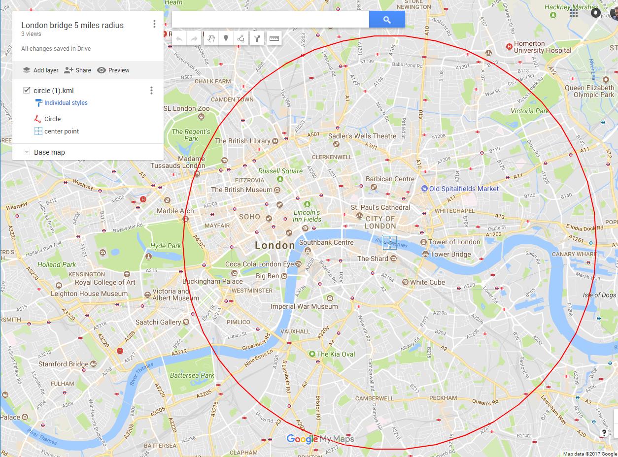 Google-Maps-Radius-Map