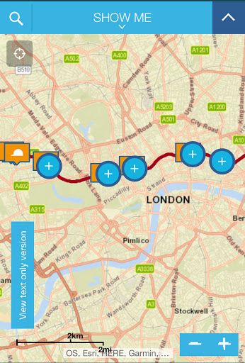 Crossrail-interactive-map-design