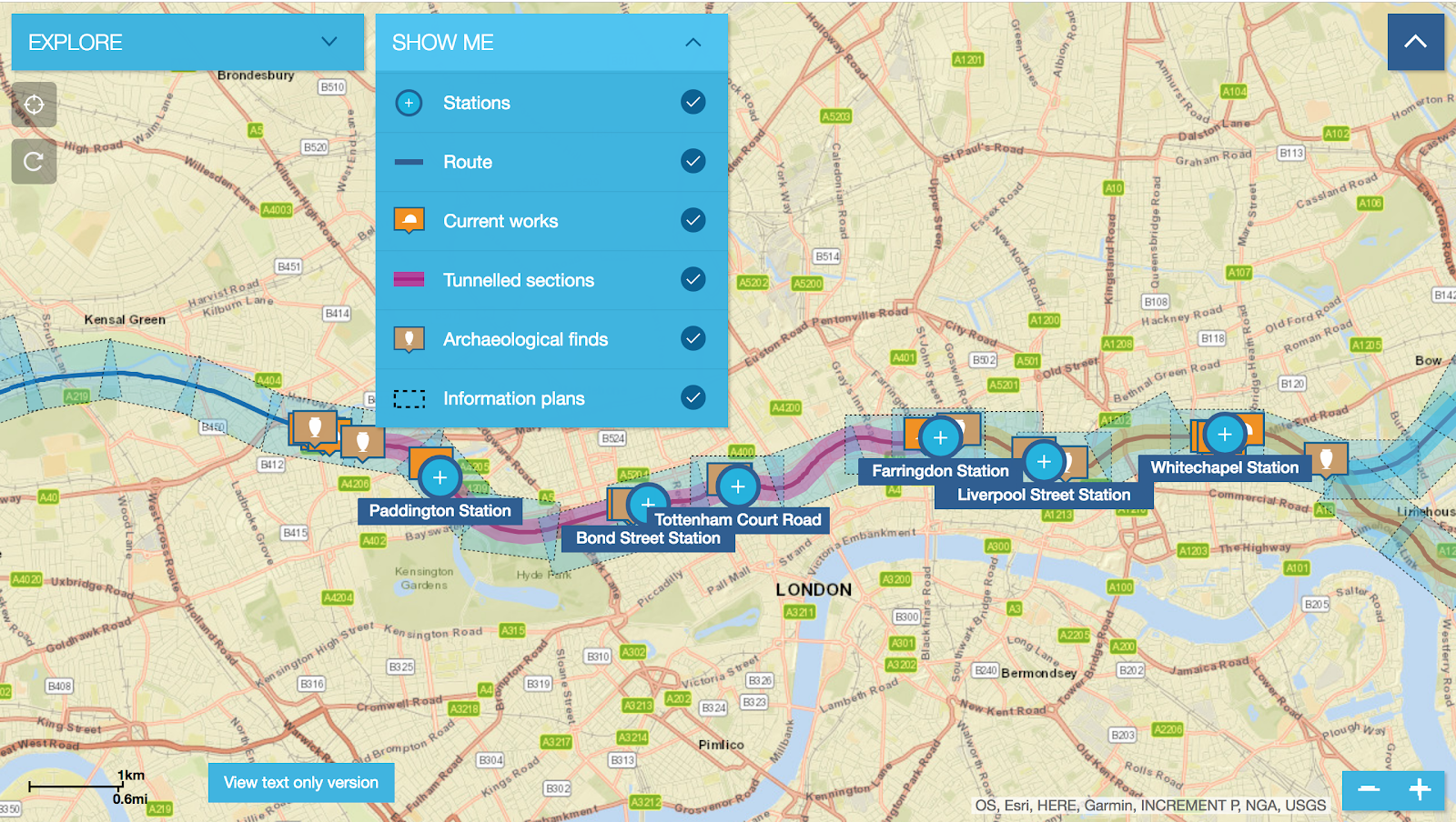 Crossrail-interactive-map-design
