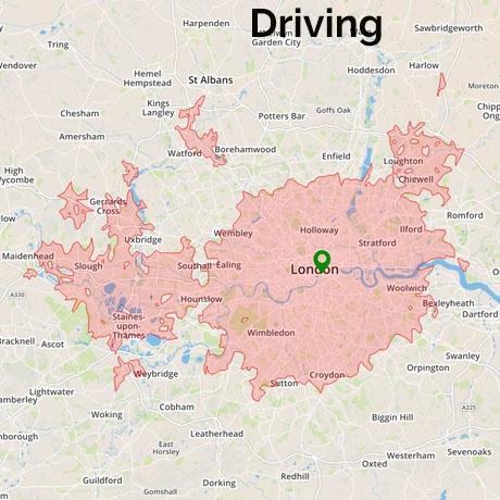 data-visualization-map-driving