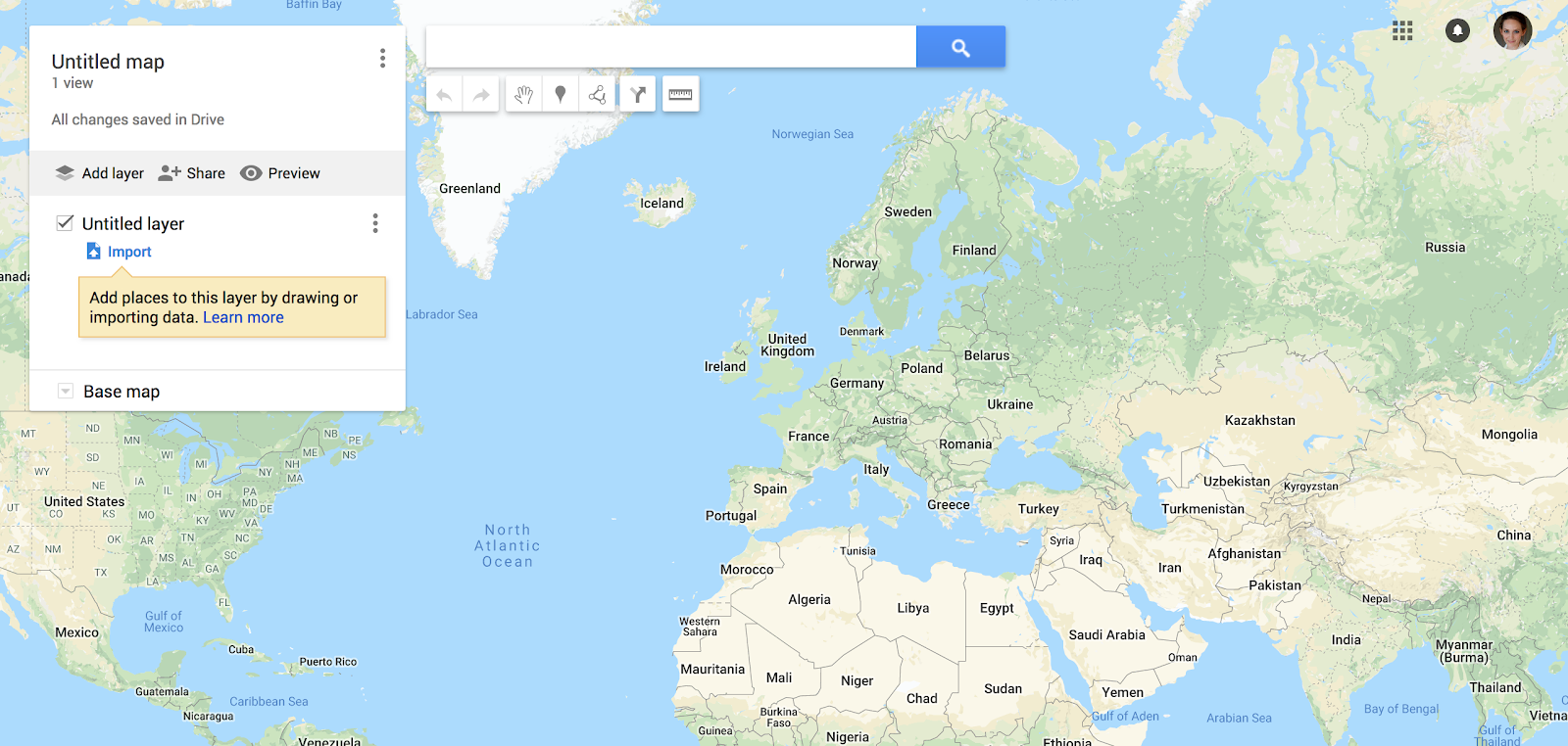 google-my-maps