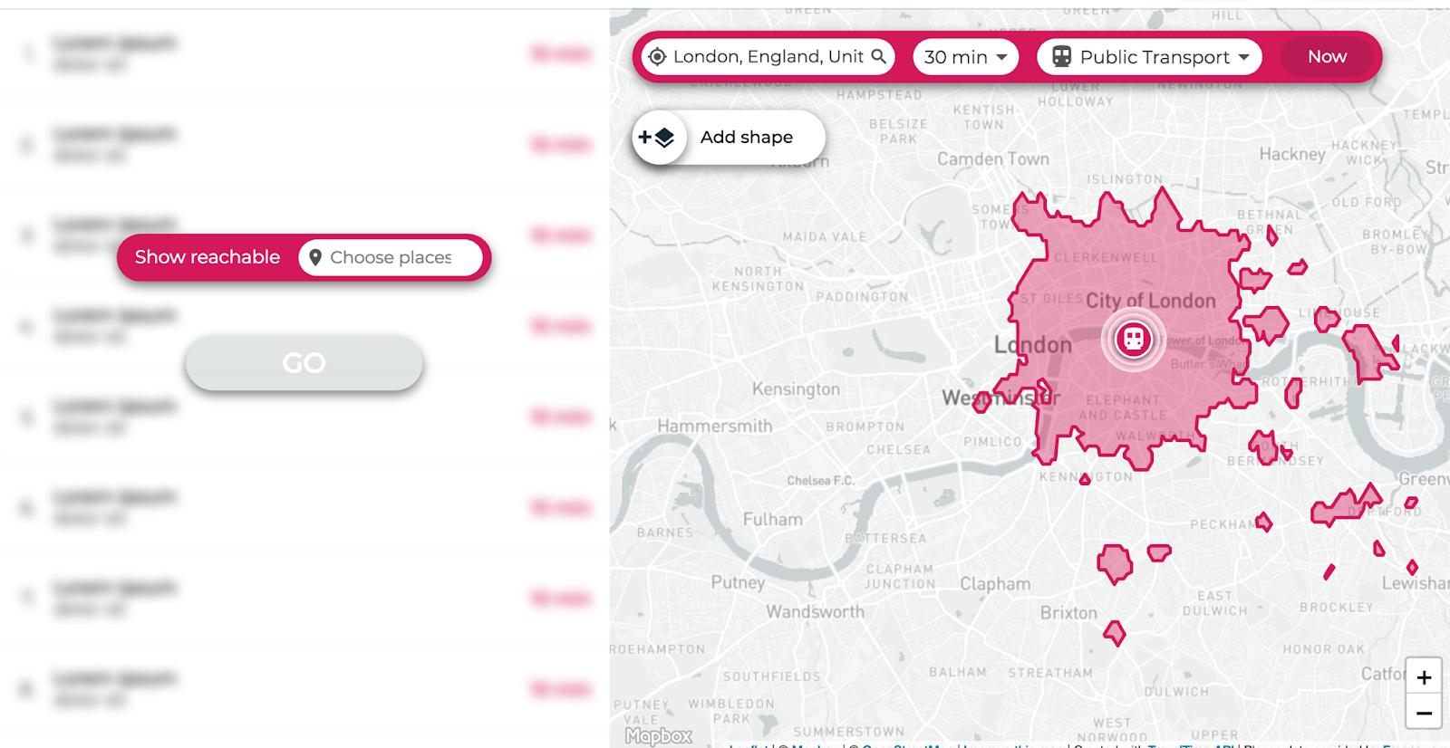 isochrone-map-london