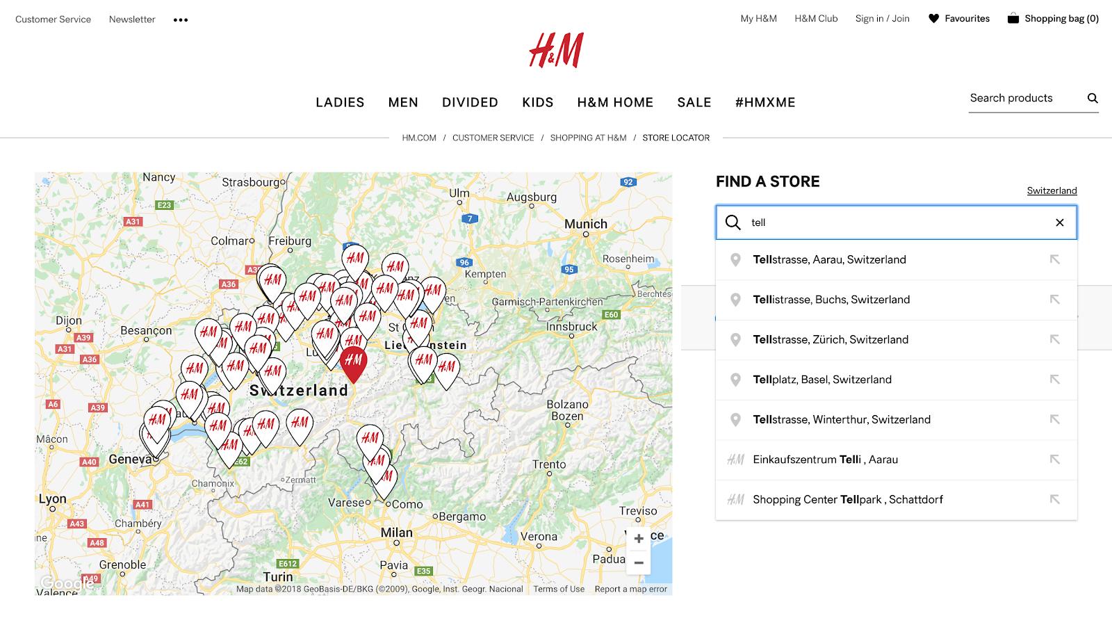 store-finder-best-practices-hm