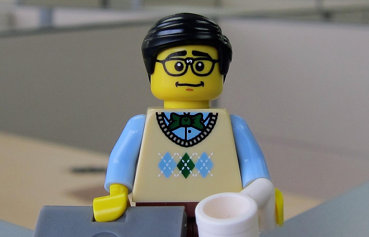 which marketing software is best lego man