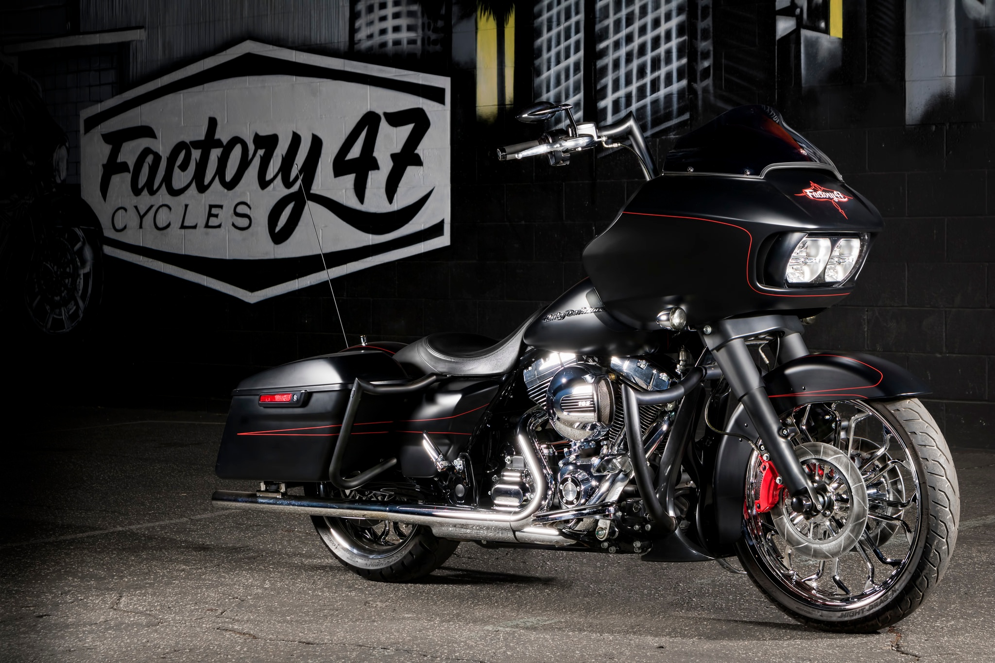 2014 Street Glide Special >> Factory 47 Handlebars