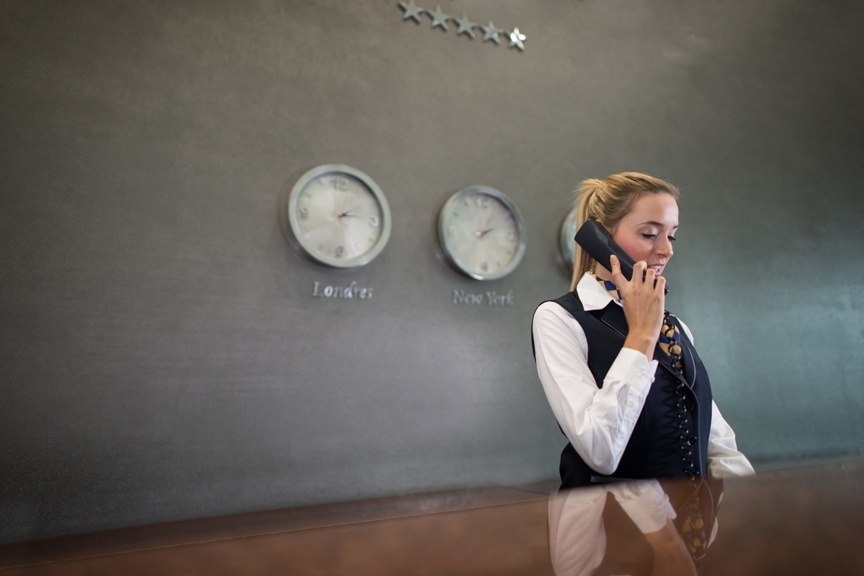3000 Hotel Phone Systems Sold