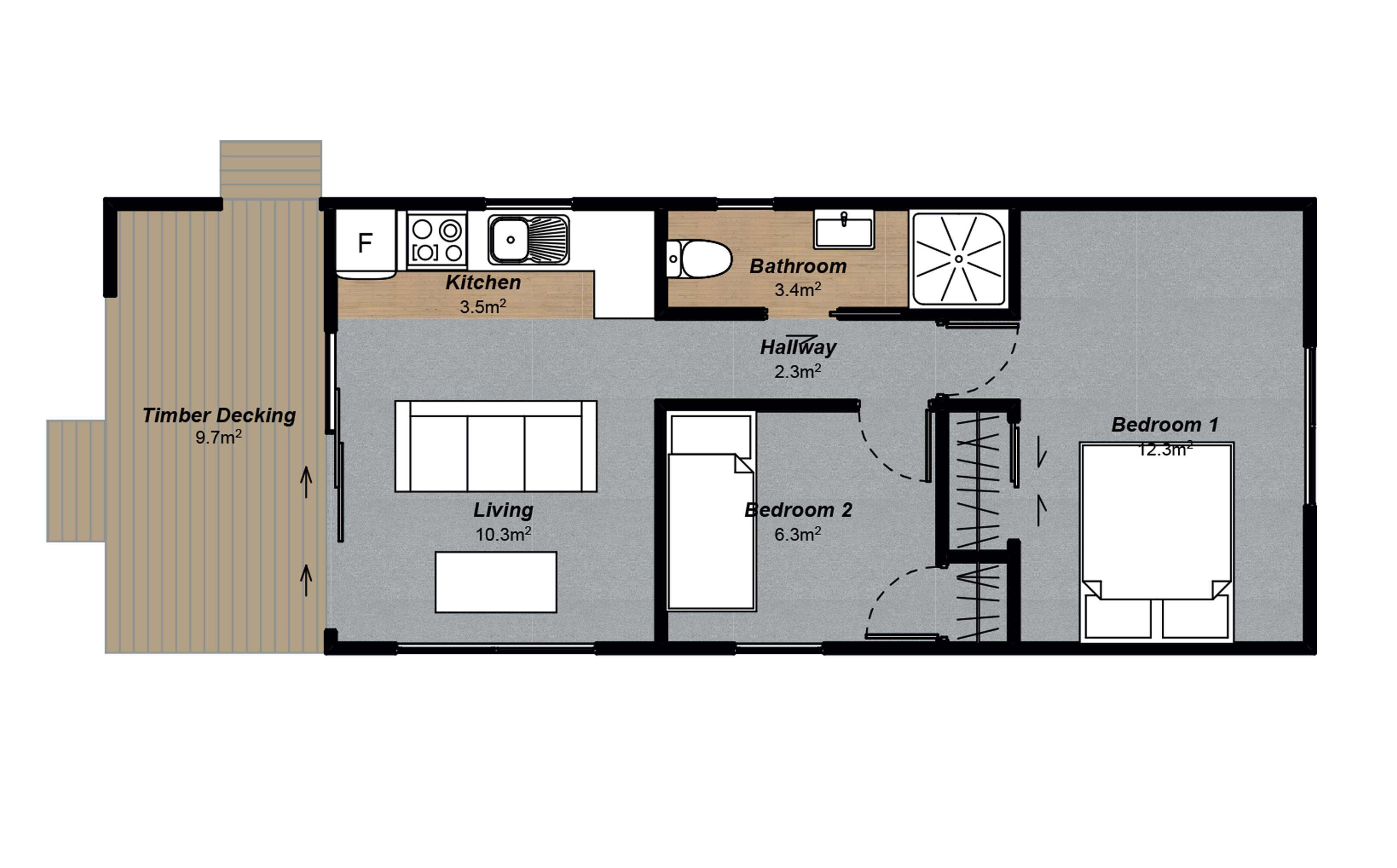 4 Bedroom Cabin Plans Genius 2 Bedroom Prefabricated Houses