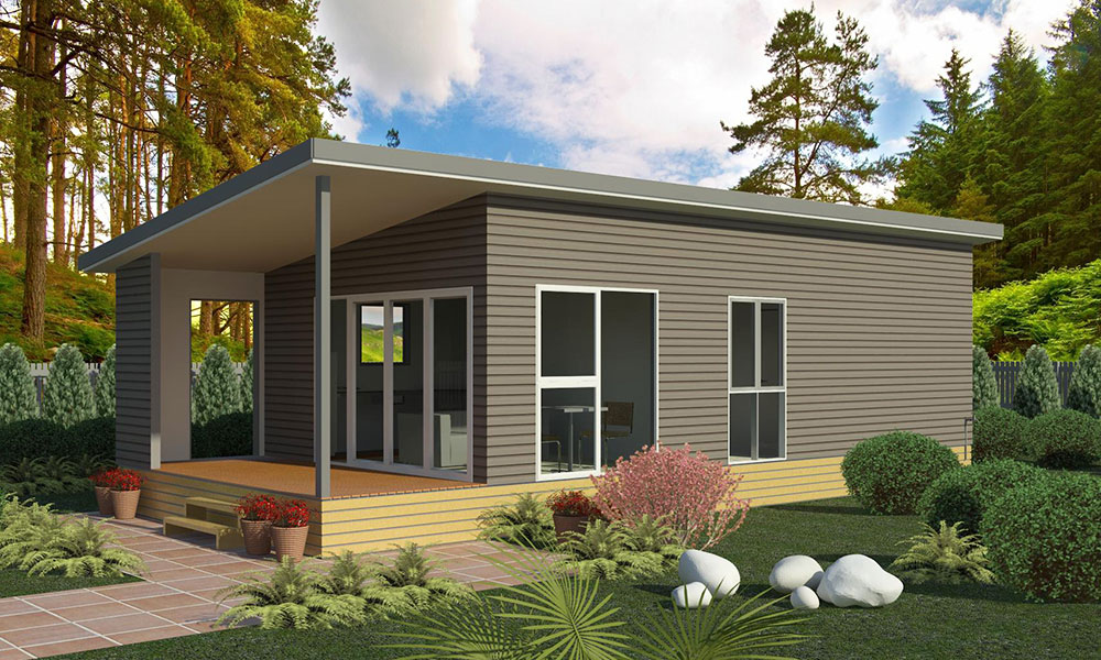 genius 2 bedroom prefabricated houses