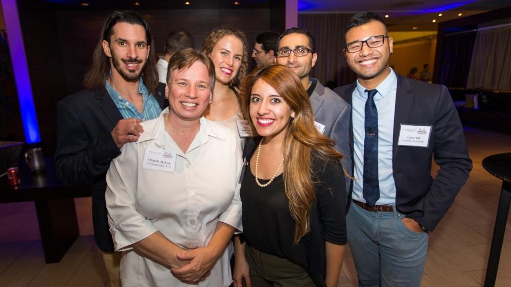 Cooke Scholar alumni at a recent Alumni Summit