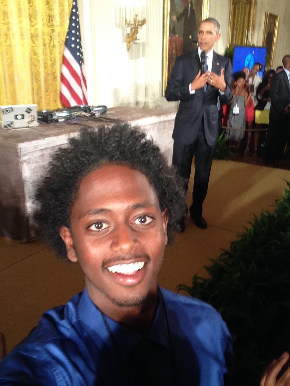 Dawit_and_Obama