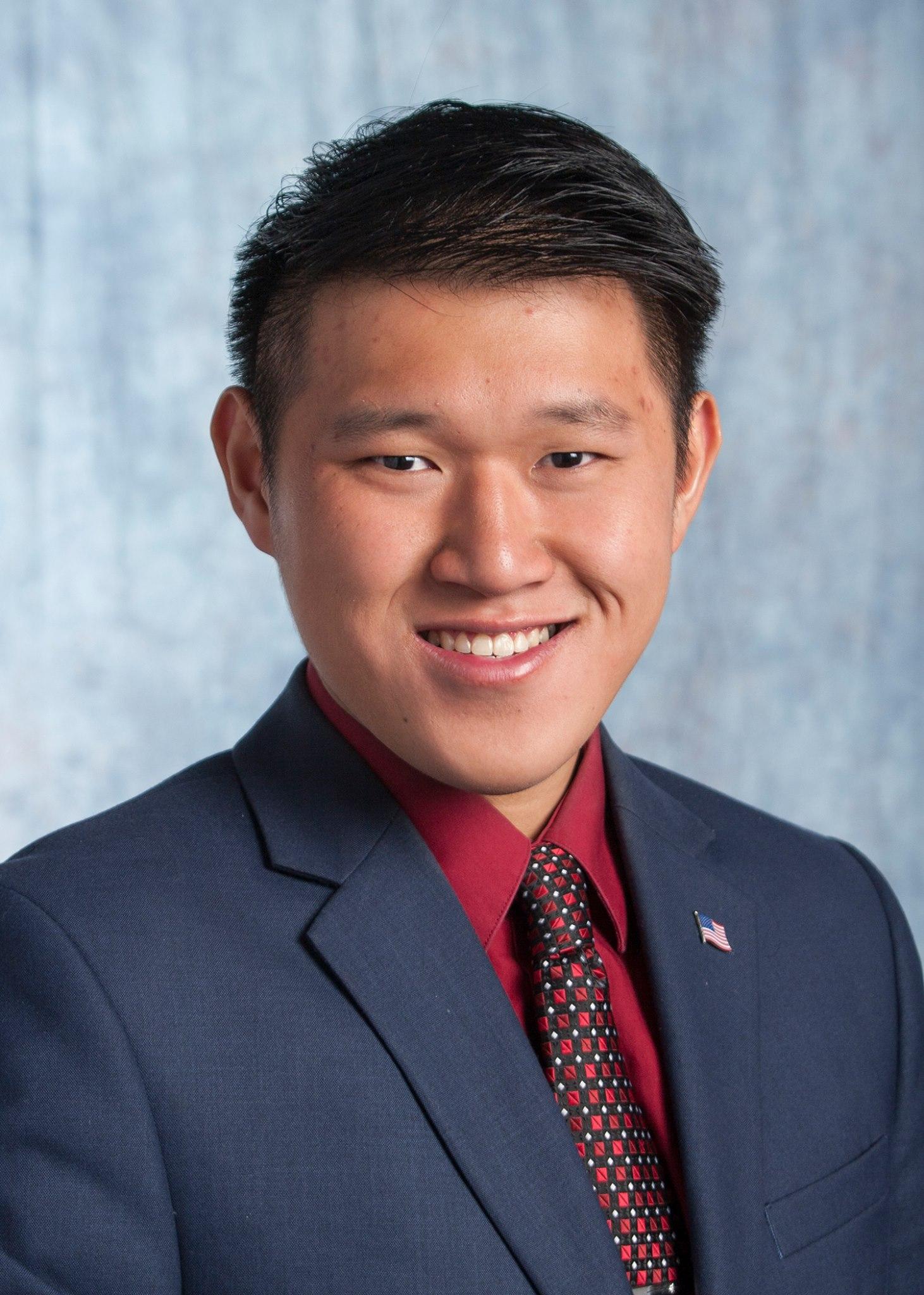 Cooke Scholar Ryan Liu