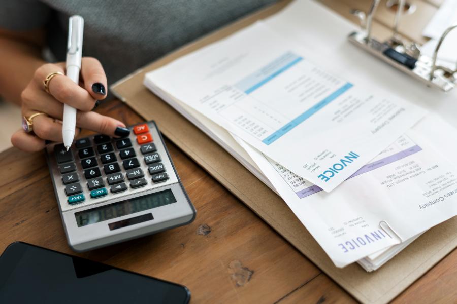 bill calculator invoice