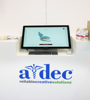 My A-dec app launch at Dentistry Show