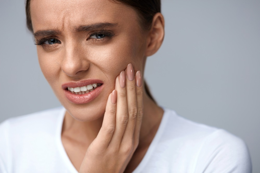 EXPERIENCING JAW PAIN? It could be your wisdom teeth!