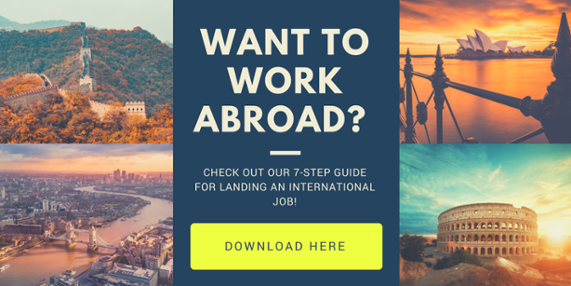 Working Overseas: 5 Websites to Find a Job Abroad
