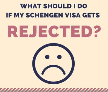 What to Do If Your Schengen Visa Application Is Rejected