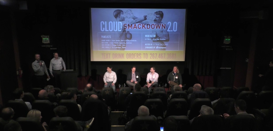 Cloud Smackdown 2.0 [video]