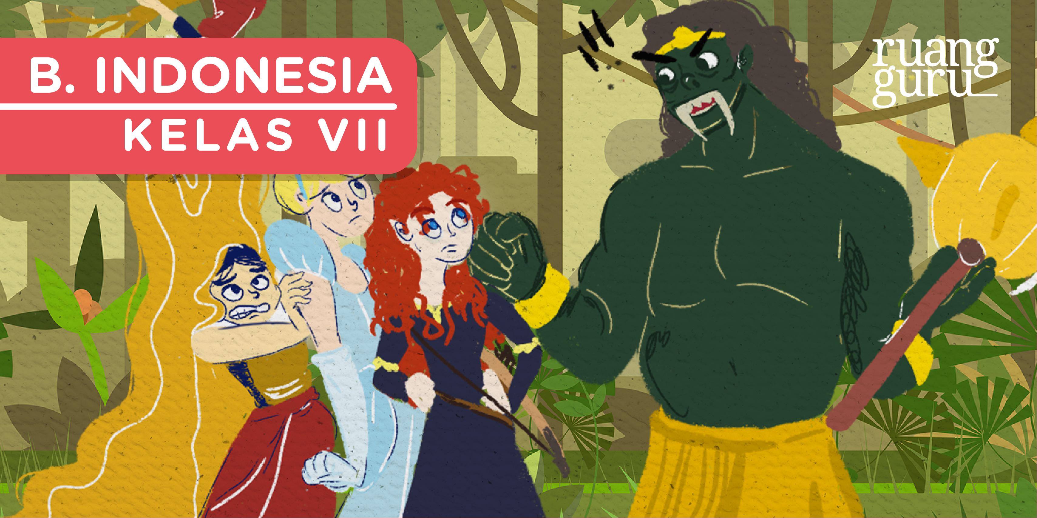 Bahasa Indonesia Kelas 7 Cara Membuat Teks Cerita Fantasi