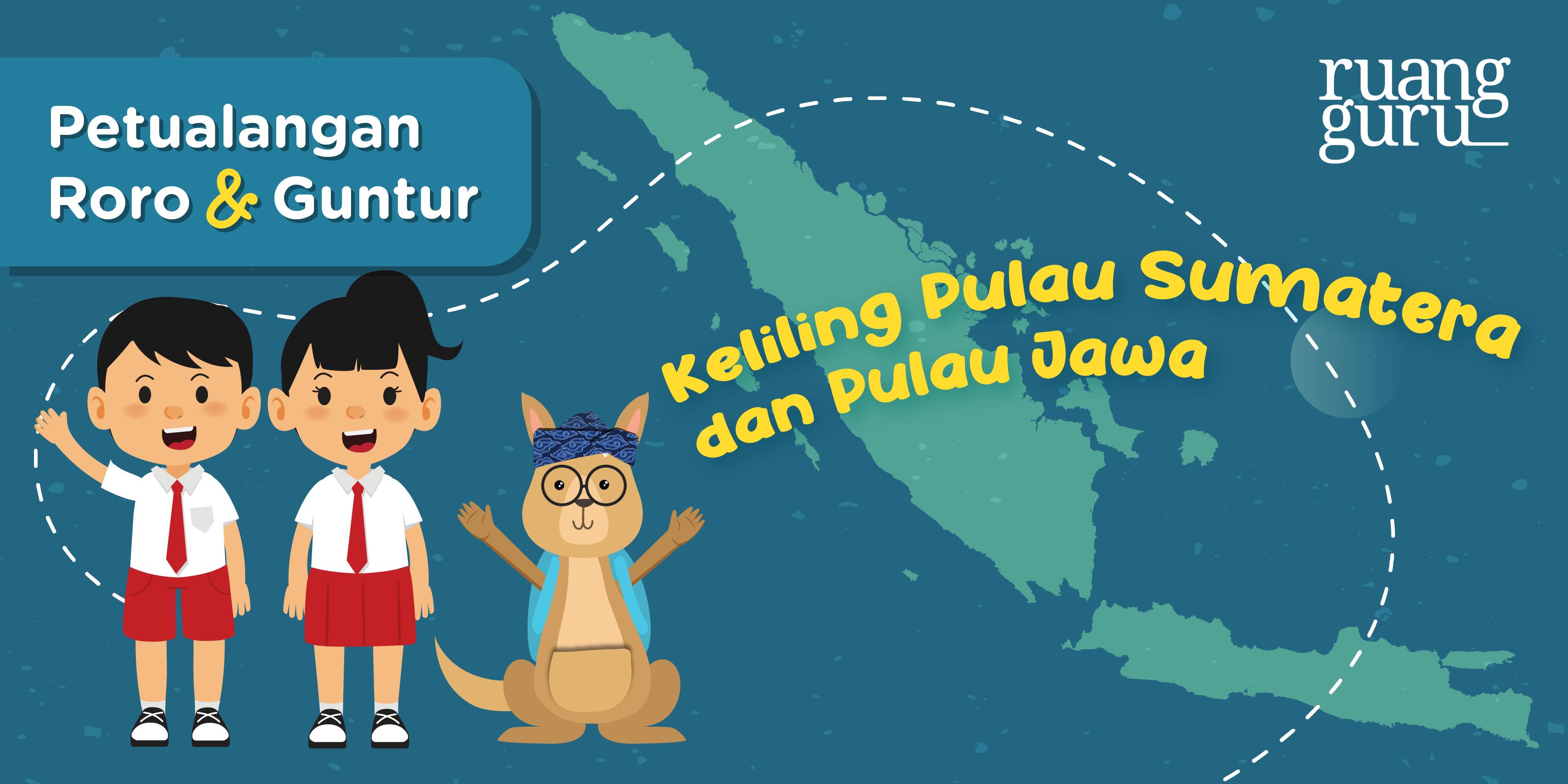 Ips Terpadu Kelas 6 Kenampakan Alam Dan Buatan Di Sumatera Dan Jawa