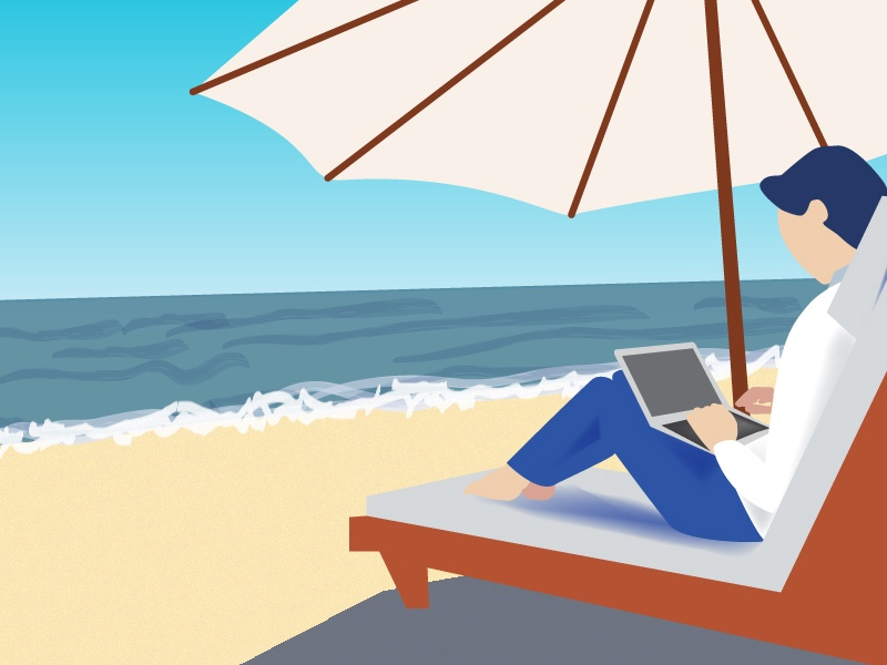 Summer Is the Top Season for Cyber Attacks. Here is Why.
