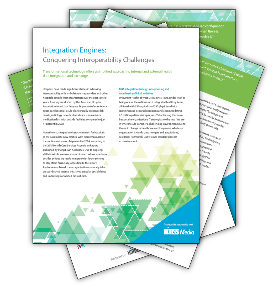 Integration Engines: Conquering Interoperability Challenges Thumbnail