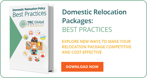 Domestic Relocation Policy White Paper I TRC Global Mobility