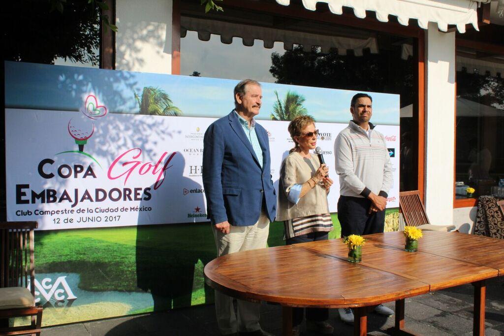 Copa Golf Embajadores
