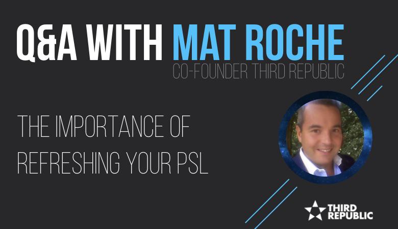 Mat Roche Q&A.001