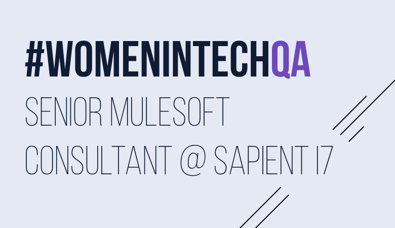 Women in Tech Sapient i7