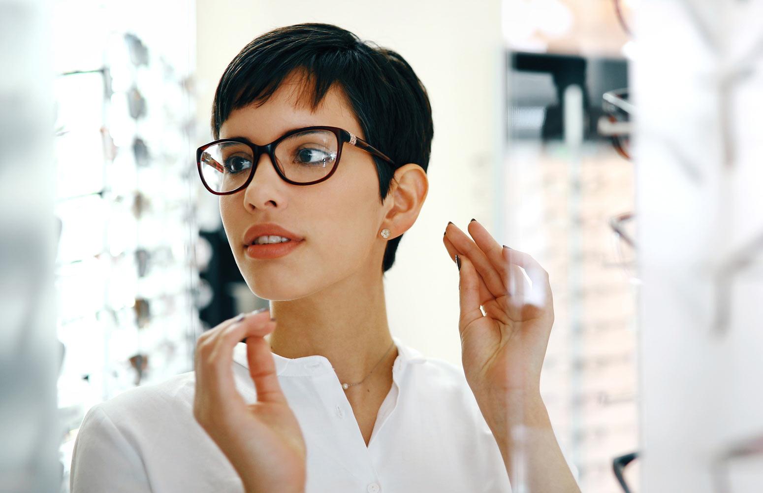 aspetto elegante scegli autentico scegli il meglio Materiali occhiali da vista. Come scegliere fra titanio o ...