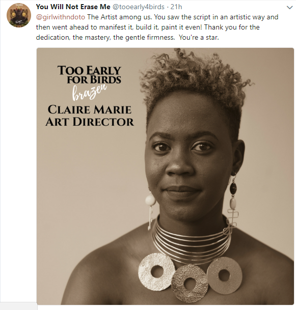 Too Early For Birds Claire-Marie Njoki