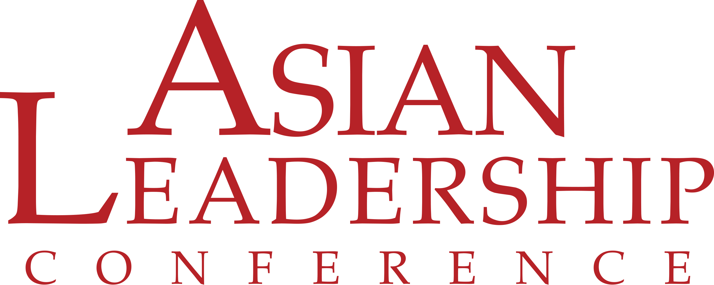 Asian Leadership Conference