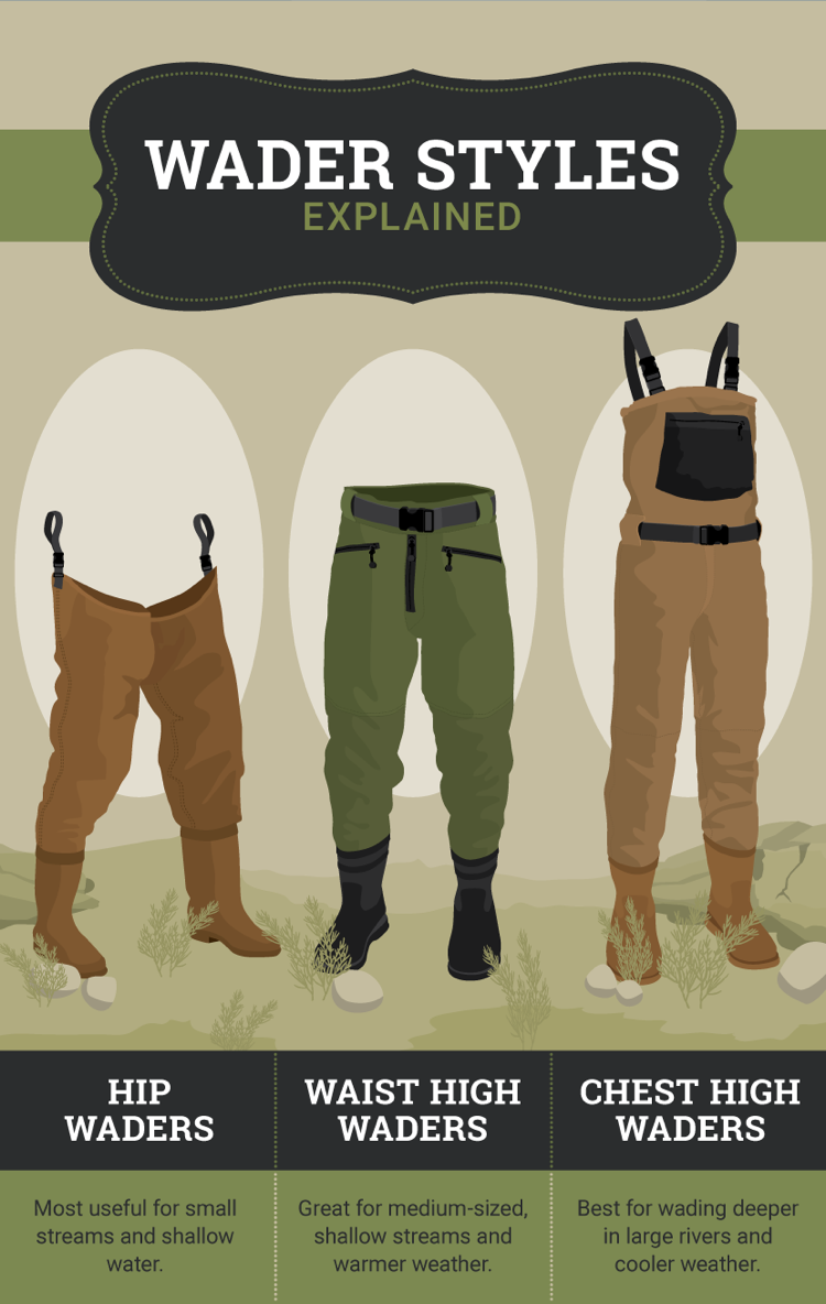 Waders-Infographic