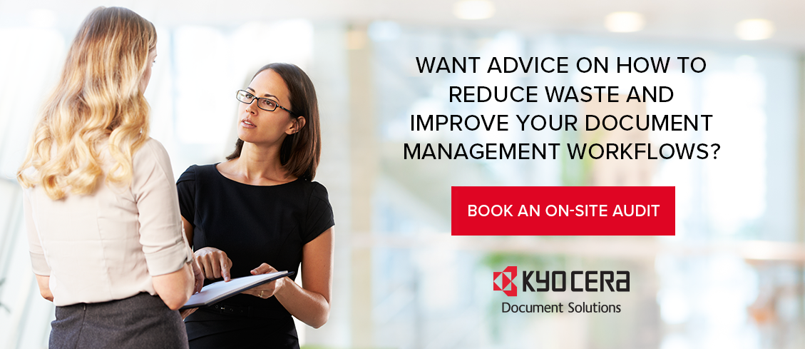 Get a site audit of your document management workflows