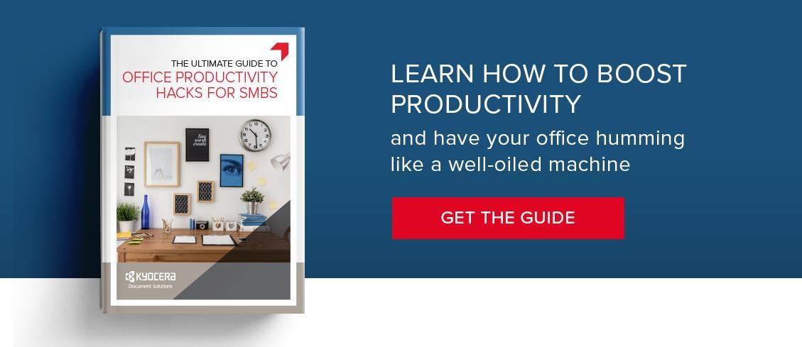 Office Productivity Hacks