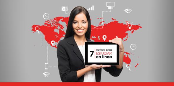 7 beneficios de estudiar en línea