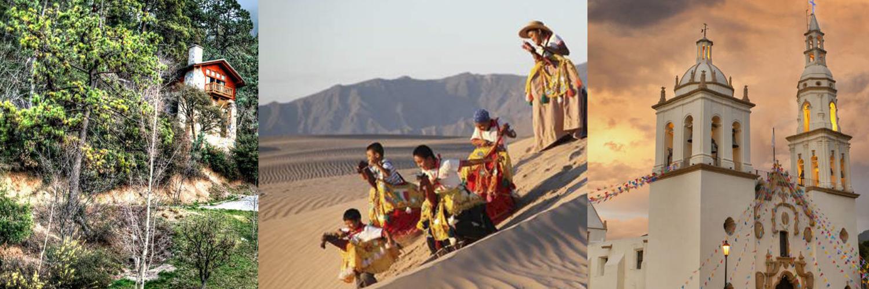 5 Pueblos mágicos en el norte de México ¡Conócelos!