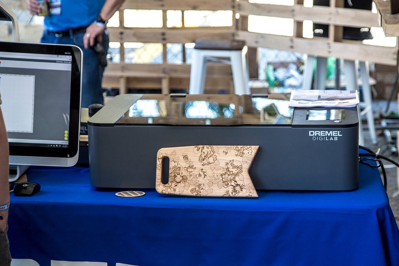 Full Spectrum Laser Partners with Dremel on New Hobby Laser