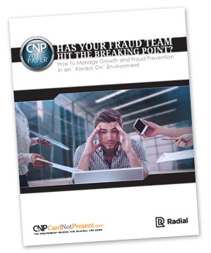Has Your Fraud Team Hit The Breaking Point