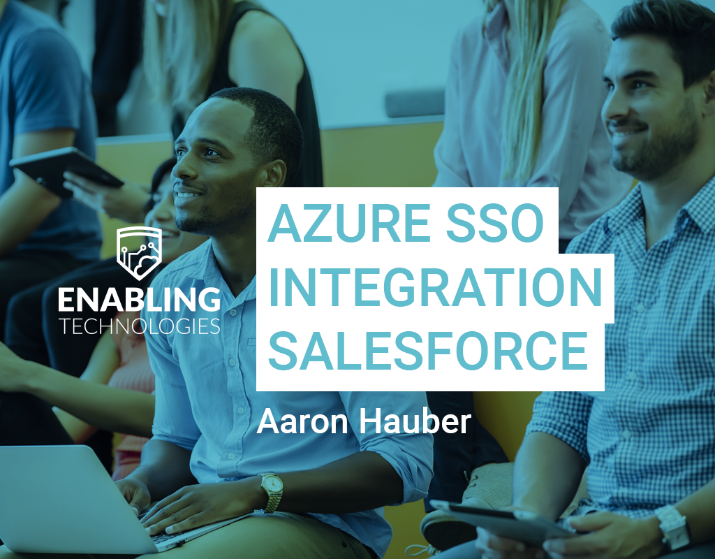 Azure Active Directory SSO Integration with Salesforce