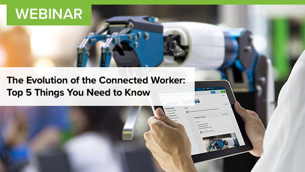Connected Worker webinar graphic