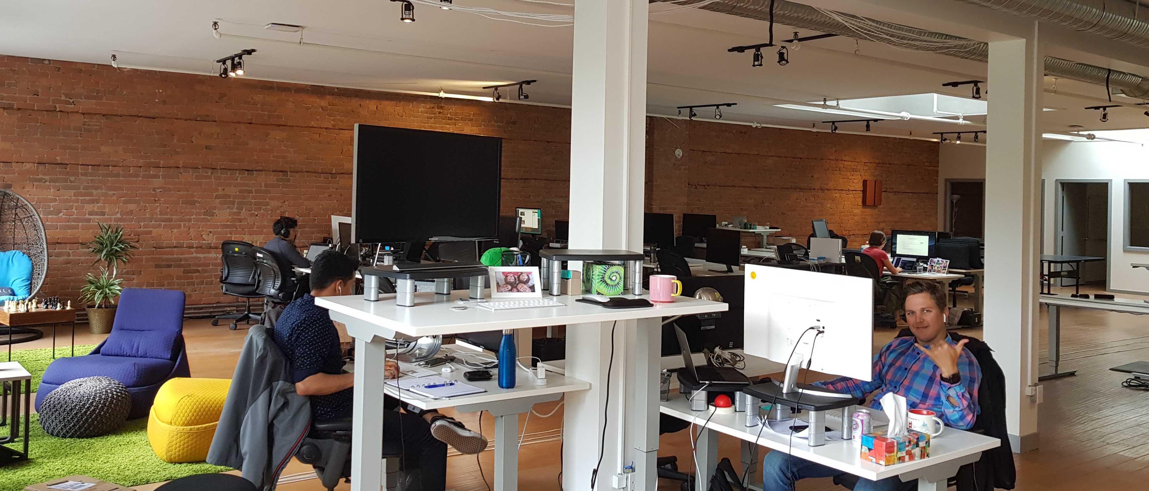 Parsable Vancouver office
