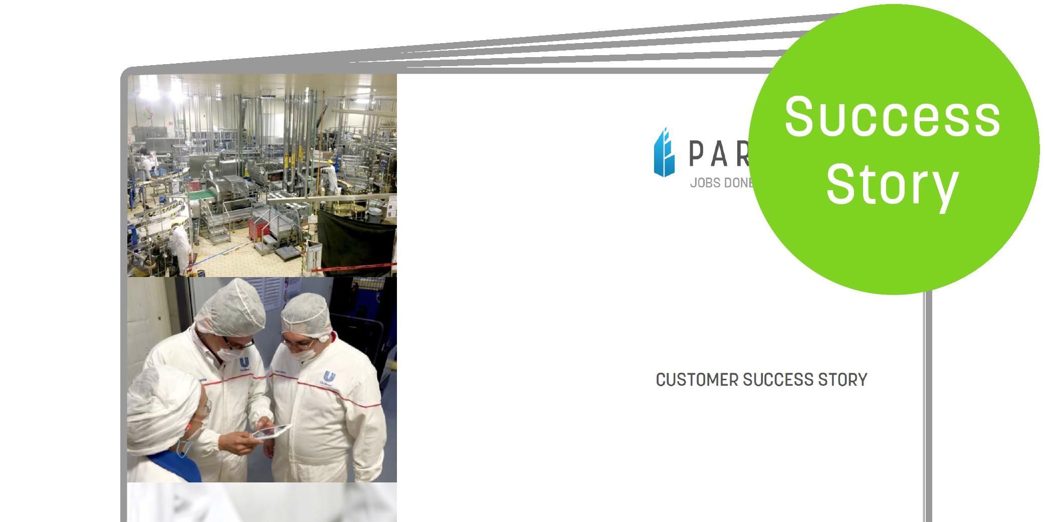 Unilever Customer Success icon