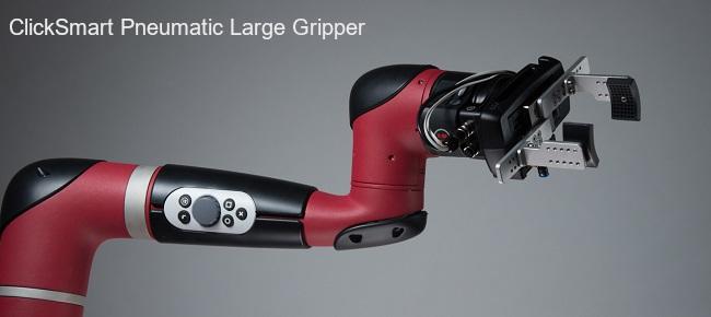 ClickSmart Pneumatic Large Gripper
